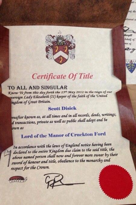 Lord Disick