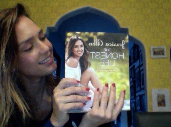 Jessica Alba, Book