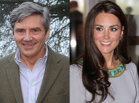 Michael Middleton, Duchess Catherine, Kate Middleton
