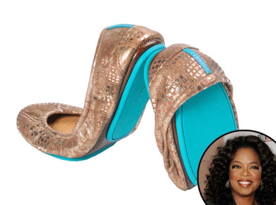 Tieks Flats, Oprah Winfrey
