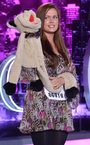 Halie Hilburn, Oscar, American Idol