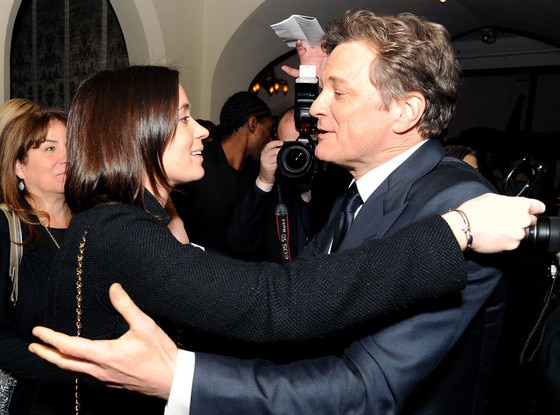 Emily Blunt, Colin Firth