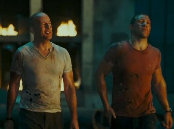 A Good Day To Die Hard Trailer