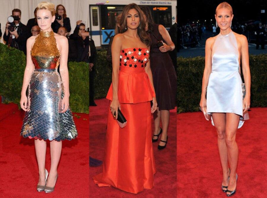 Prada Dresses, Carey Mulligan, Eva Mendes, Gwyneth Paltrow