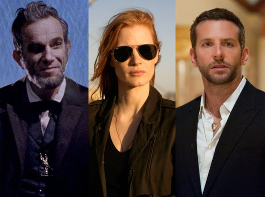 Zero Dark Thirty, Lincoln, Silver Linings Playbook, Writers Guild Awards