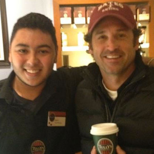 Patrick Dempsey Outbids Starbucks for Seattle Coffee Chain; <i>Grey's Anatomy</i> Star New Owner of Tully's