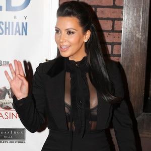 Kim Kardashian, EMA