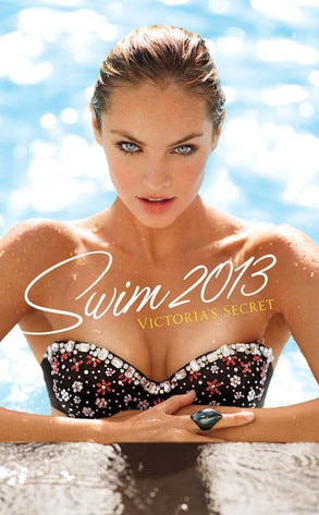 Candice Swanepoel, Victoria's Secret Swimsuit cover