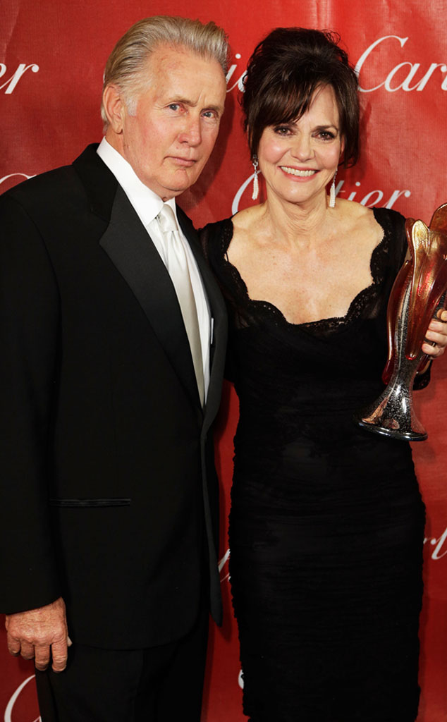 Palm Springs Film Festival, Sally Field, Martin Sheen