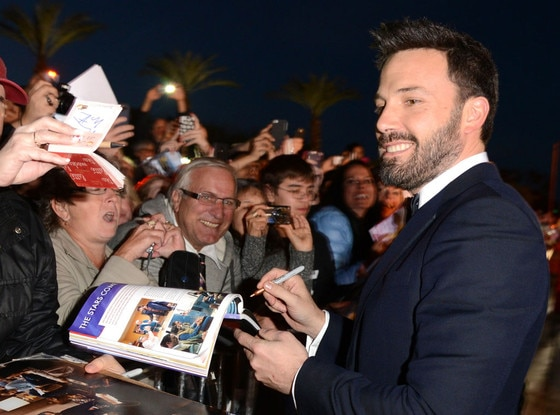 Palm Springs Film Festival, Ben Affleck