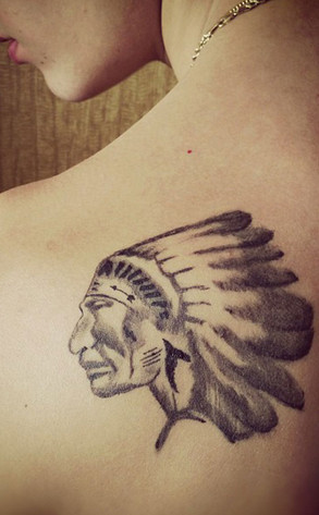 Justin Bieber Tattoo Instagram