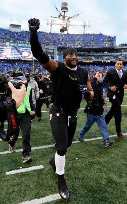 Ray Lewis, Baltimore Ravens, NFL