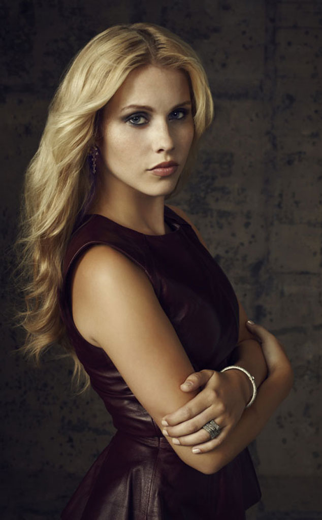 The Vampire Diaries,  Claire Holt