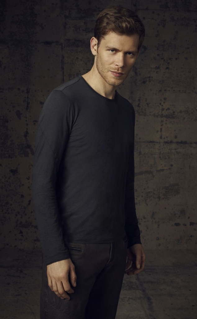 The Vampire Diaries, Joseph Morgan
