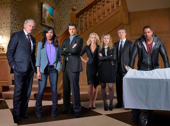 DECEPTION Cast