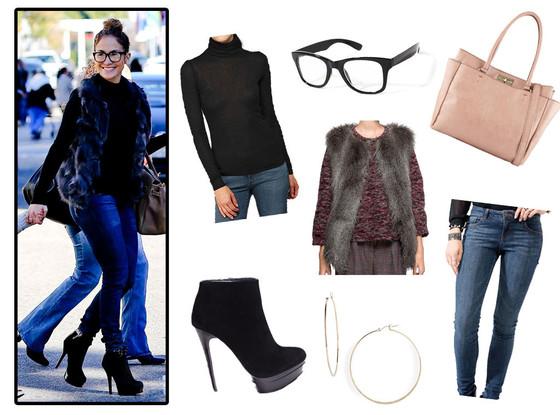 How to Look Hot Like Jennifer Lopez