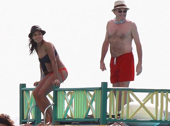 Rosario Dawson, Danny Boyle