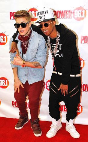 Justin Bieber, Lil Twist