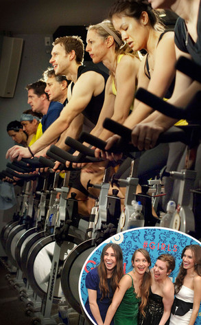 Soul Cycle, Girls Cast