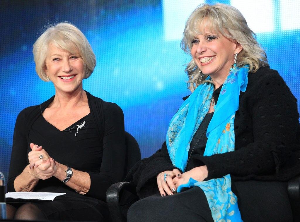 Helen Mirren, Linda Kenney Baden, HBO TCA