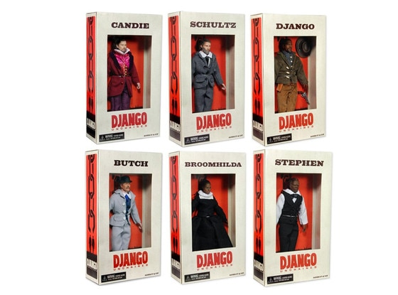 Django Action Figures