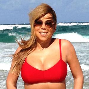 Mariah Carey Bikini Photos At A Shoot in Malibu   POPSUGAR Celebrity Pinterest Mariah Carey Hd Wallpapers