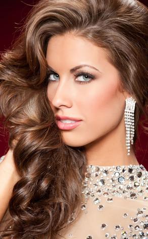 Katherine Webb, Miss Alabama 2012, Miss USA