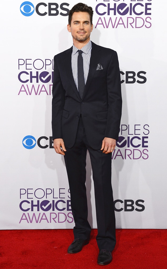 Matt Bomer, People's Choice Awards