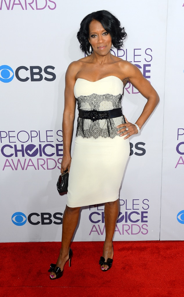 Regina King, People's Choice Awards