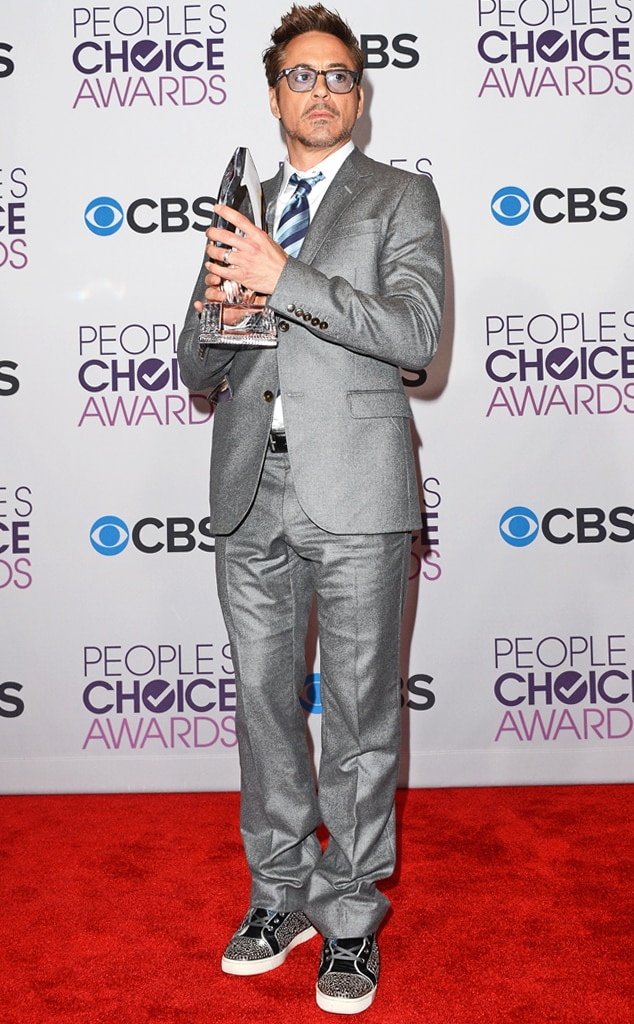 Robert Downey Jr., People's Choice Awards