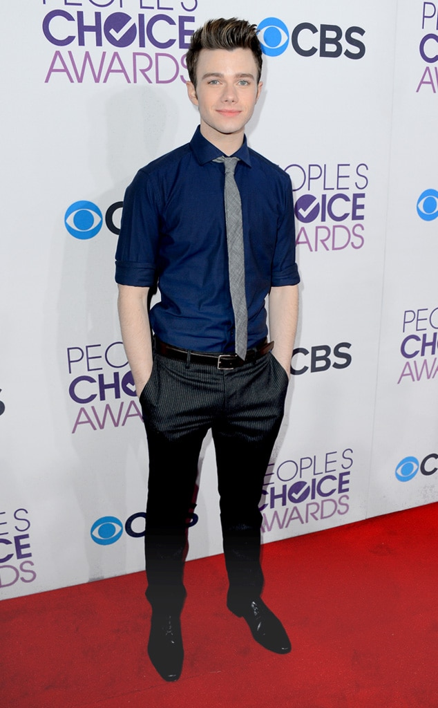 Chris Colfer, People's Choice Awards