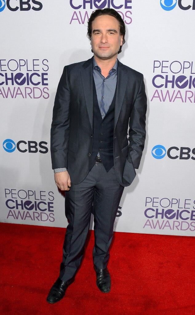 Johnny Galecki, People's Choice Awards