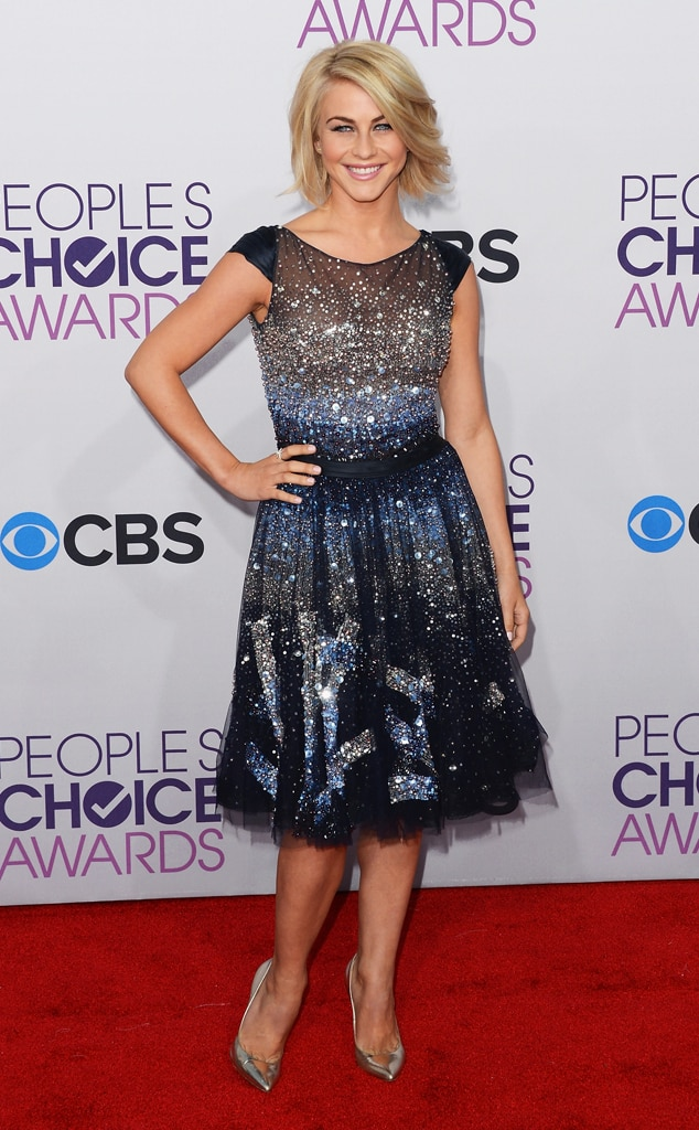 Julianne Hough, People's Choice Awards