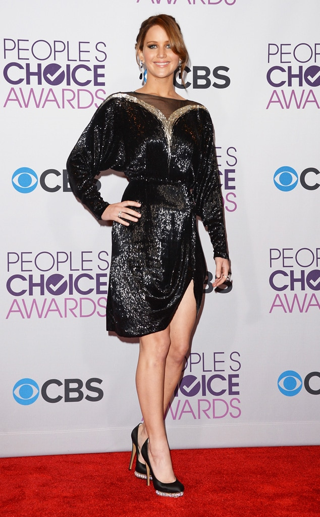 Jennifer Lawrence, People's Choice Awards