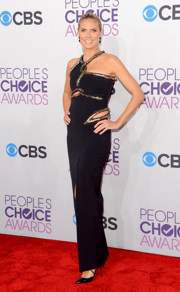 Heidi Klum, People's Choice Awards