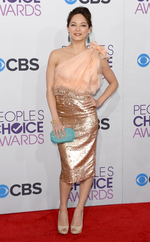 Kristin Kreuk, People's Choice Awards