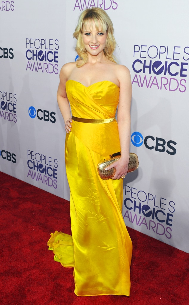 Melissa Rauch, People's Choice Awards