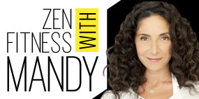 Zen Fitness With Mandy - Column Mug - The Trend