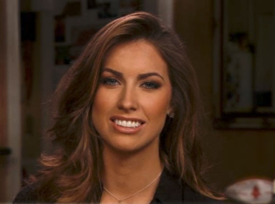 Katherine Webb, The Today Show