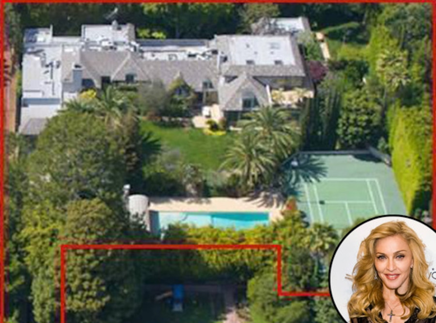 Madonna, Beverly Hills Mansion, Sale