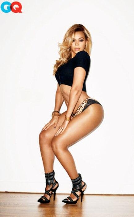 **do not post till 7am EST Beyonce, GQ