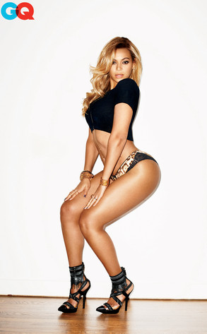 **do not post till 7am EST Beyonce, GQ