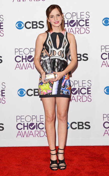 Emma Watson, People's Choice Awards