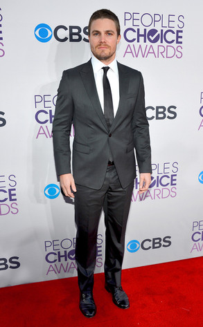Stephen Amell, People's Choice Awards