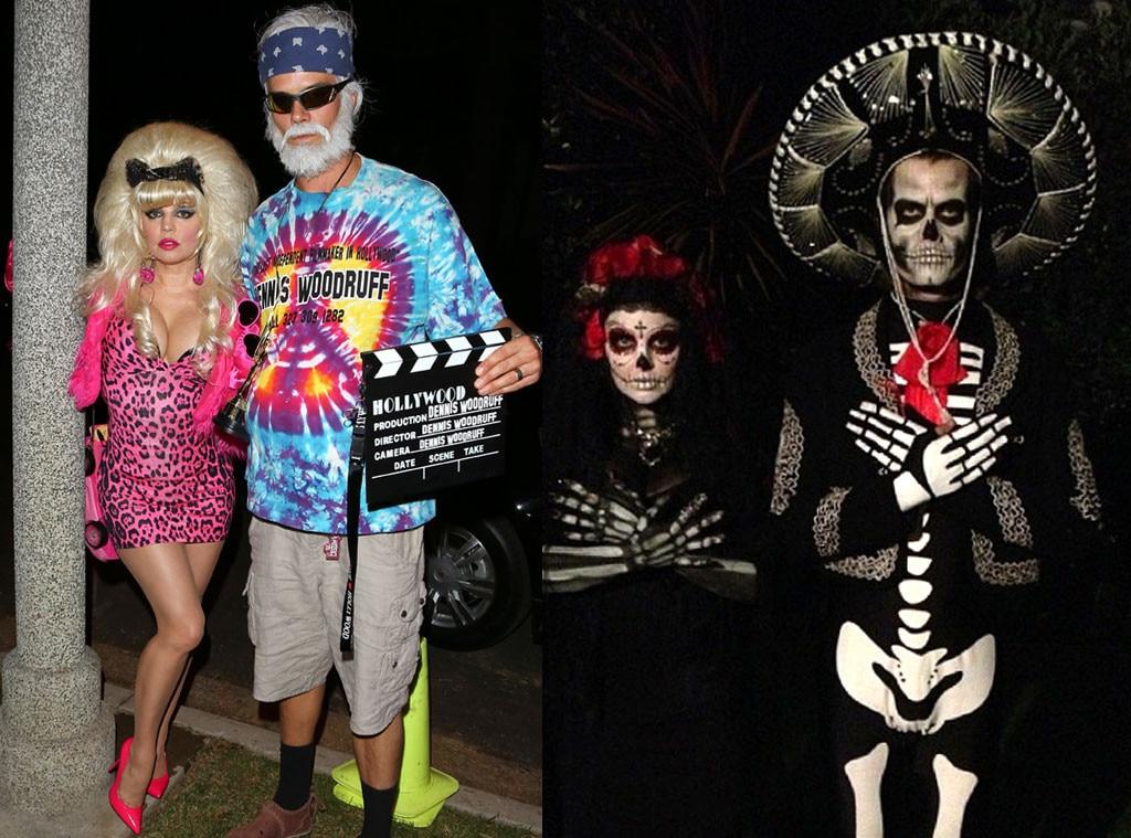 Fergie, Josh Duhamel, Halloween