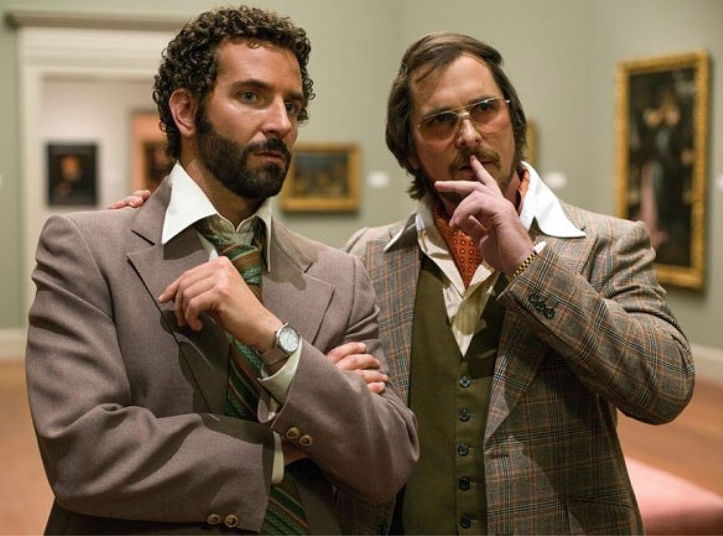 American Hustle, Holiday Movie Guide