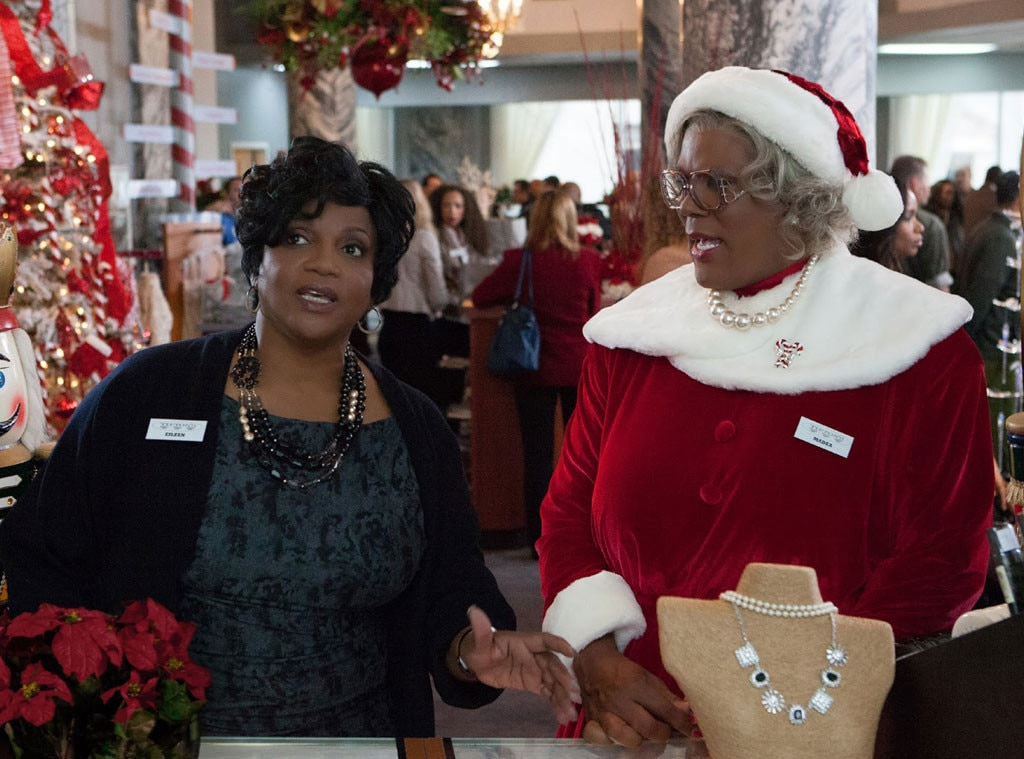 Tyler Perry's A Madea Christmas, Holiday Movie Guide