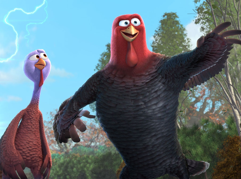 Free Birds, Holiday Movie Guide