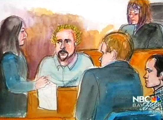 Guy Fieri, Sketch, Court