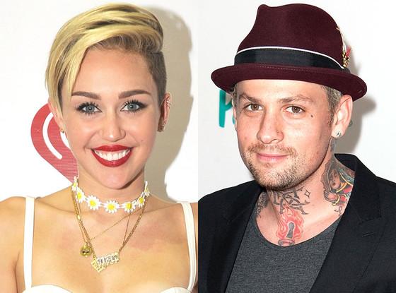 Miley Cyrus, Benji Madden
